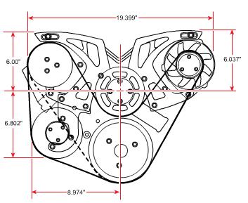 Ford Small Block Diagram