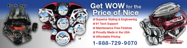 March Performence - Get WOW for the Price of Nice Chevy Small Block