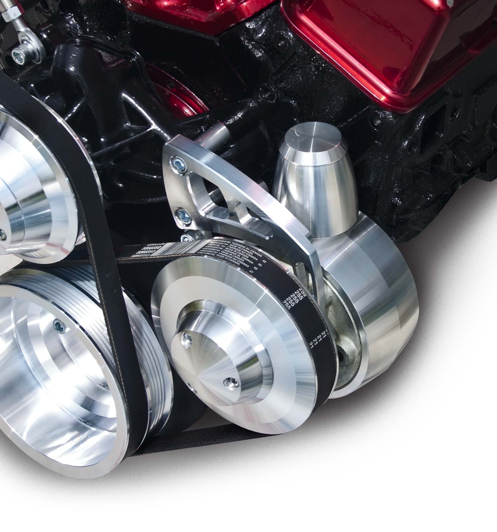 Billet Power Steering Pumps