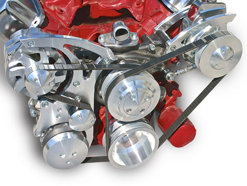 Pulley and Bracket Kits