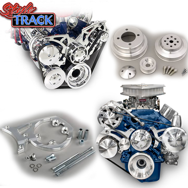 Ford Small Block 289, 302, 351 Windsor