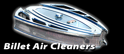 Billet Air Cleaners