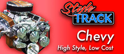 Style Track Chevy Small and Big Block