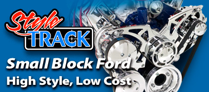 Style Tack for Small Block Ford